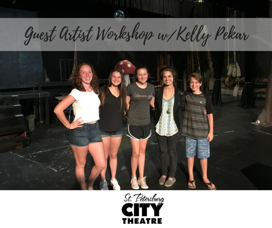 Guest Artist Workshops