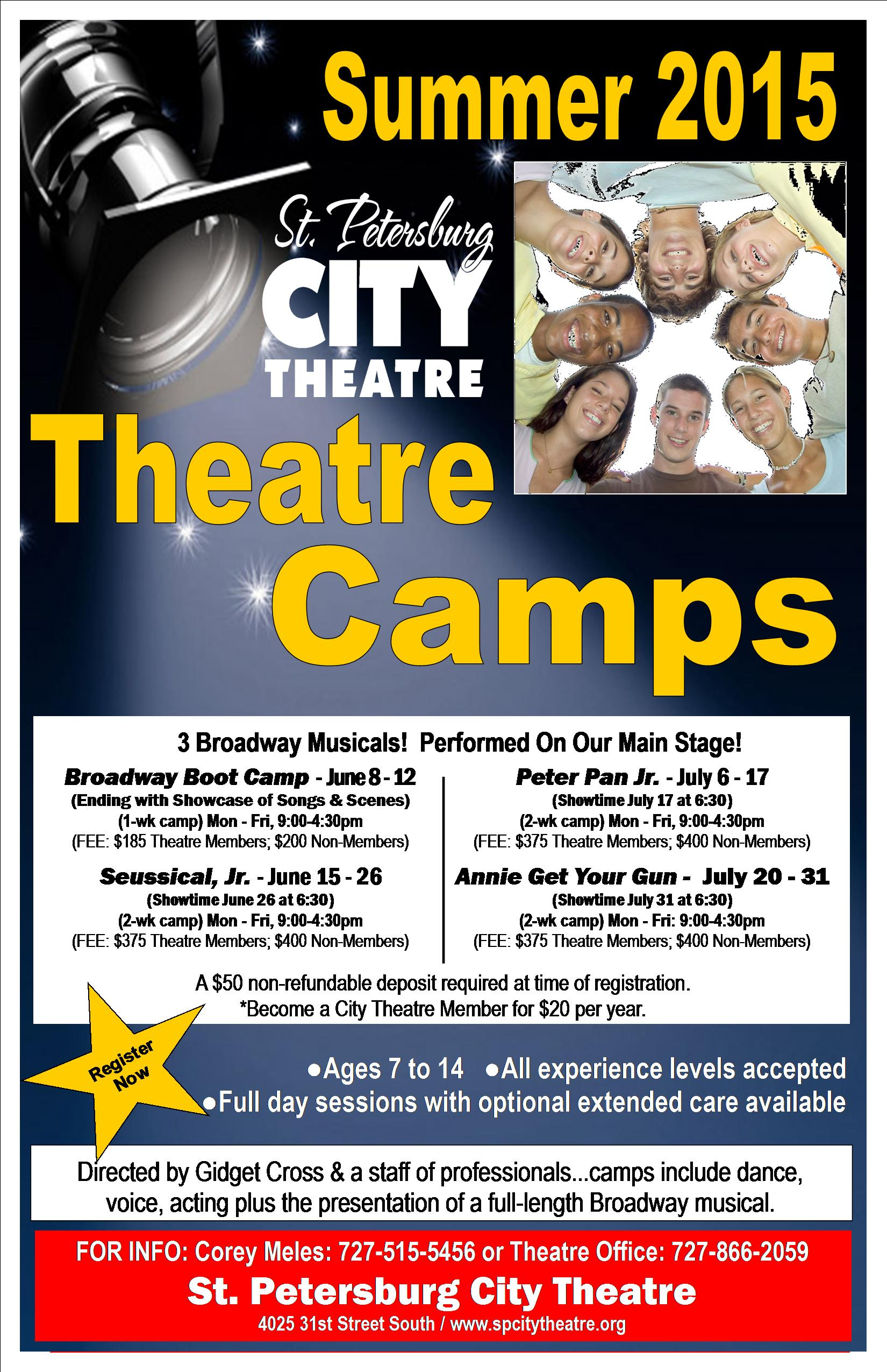 Summer camp flyer 1117 2015 st petersburg city theatre camp flyer 1117 2015 publicscrutiny Image collections