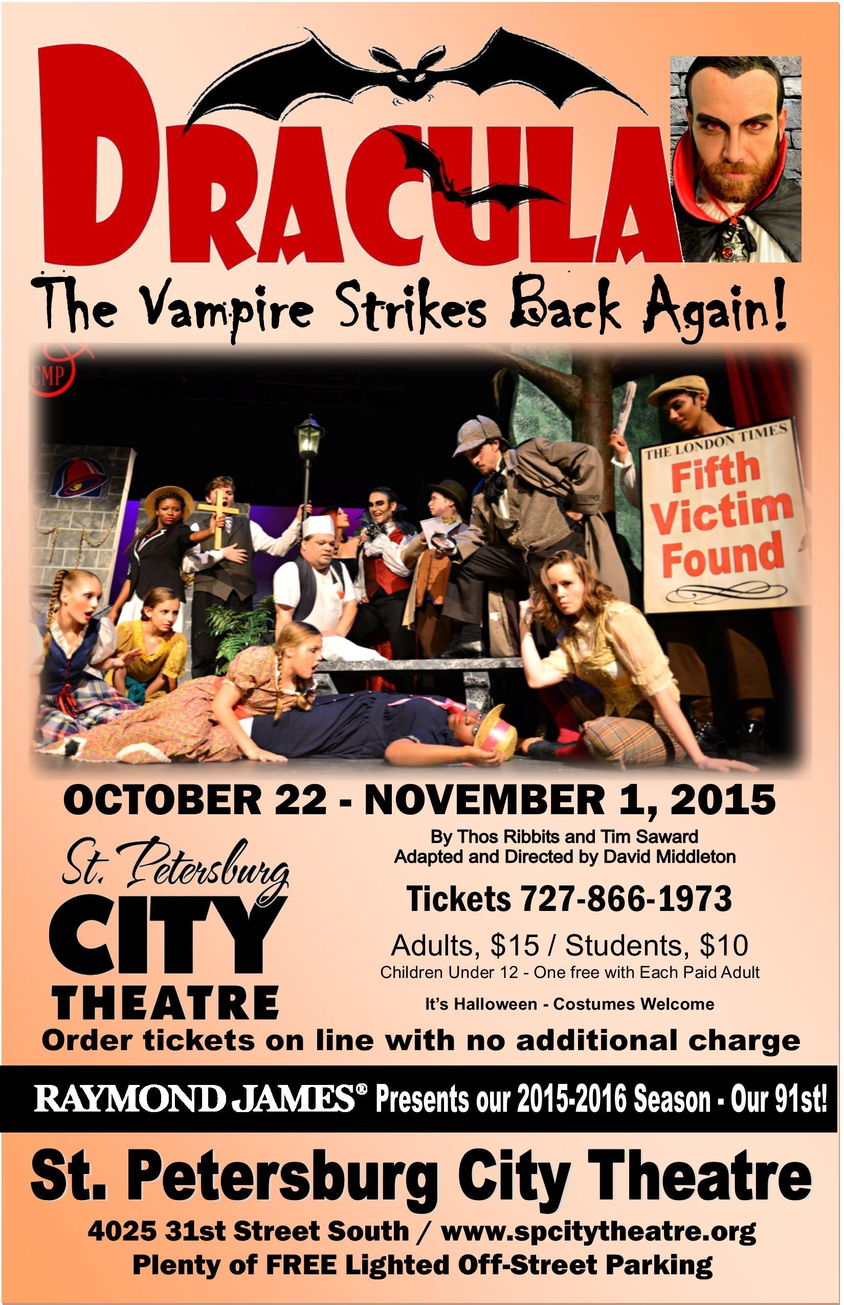 Dracula Poster 2015